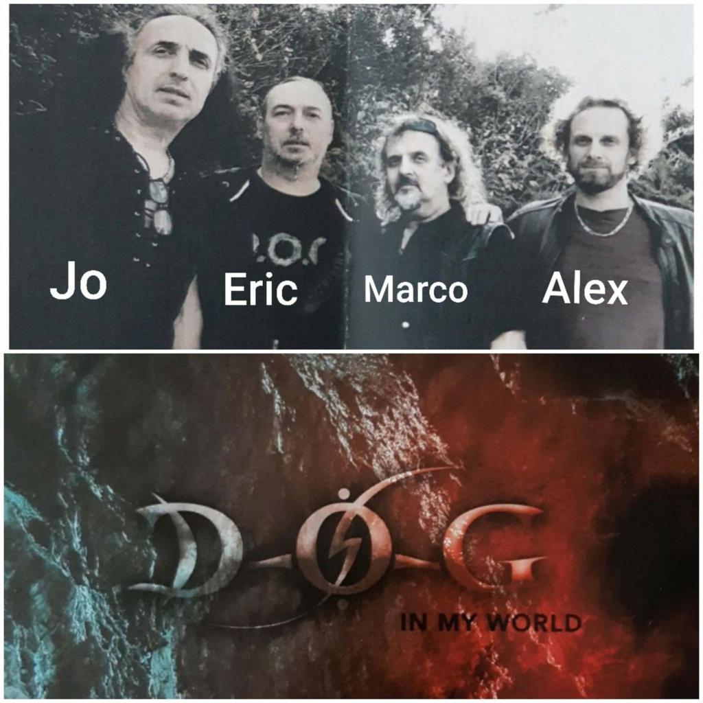 """D-O-G """" in my world"""" mars 2021 heavy rock 17440510"""