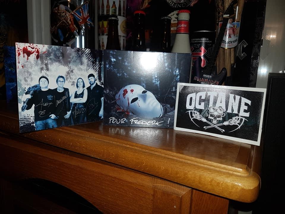 "OCTANE ""the life i choose""avril 2021 heavy rock 18226910"