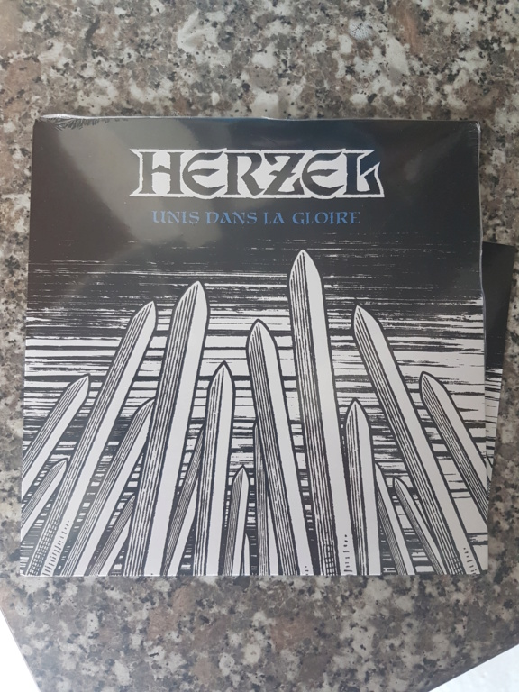 HERZEL Unis dans la gloire (2015) Heavy Metal Quimper 20200526
