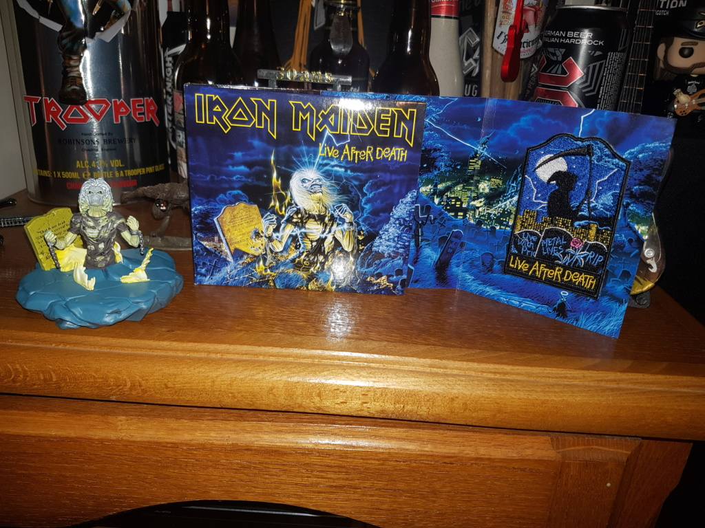 Prochaines rééditions d'Iron Maiden 20200712