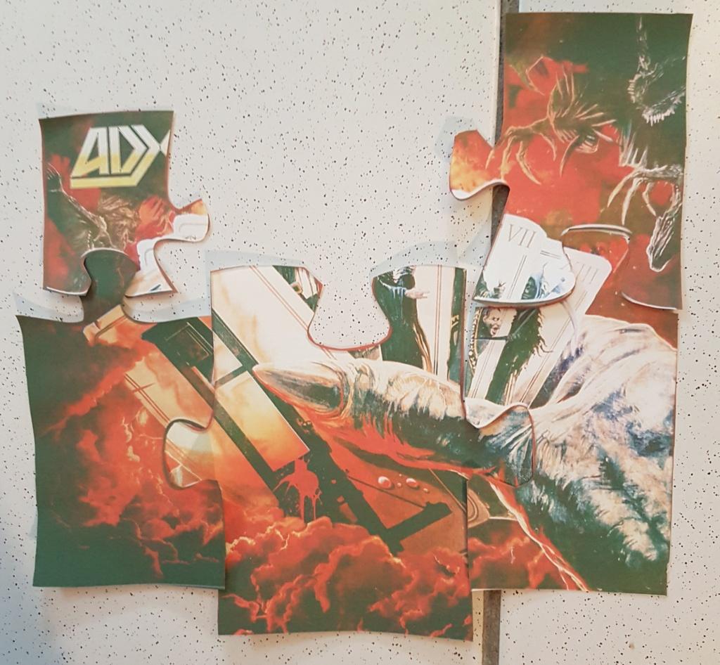 Message d'ADX pour le futur album ... 20210714