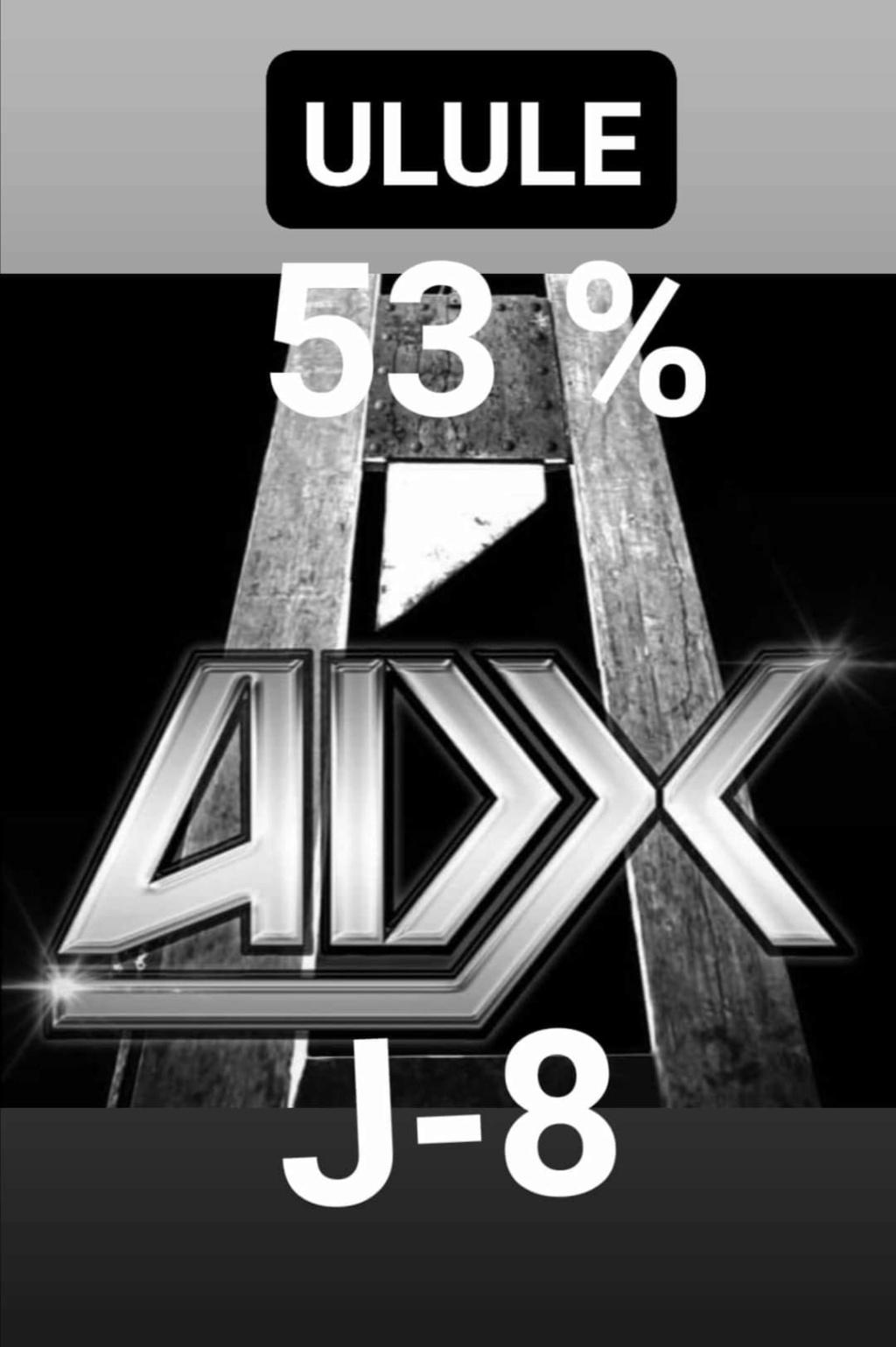 Message d'ADX pour le futur album ... 22822610