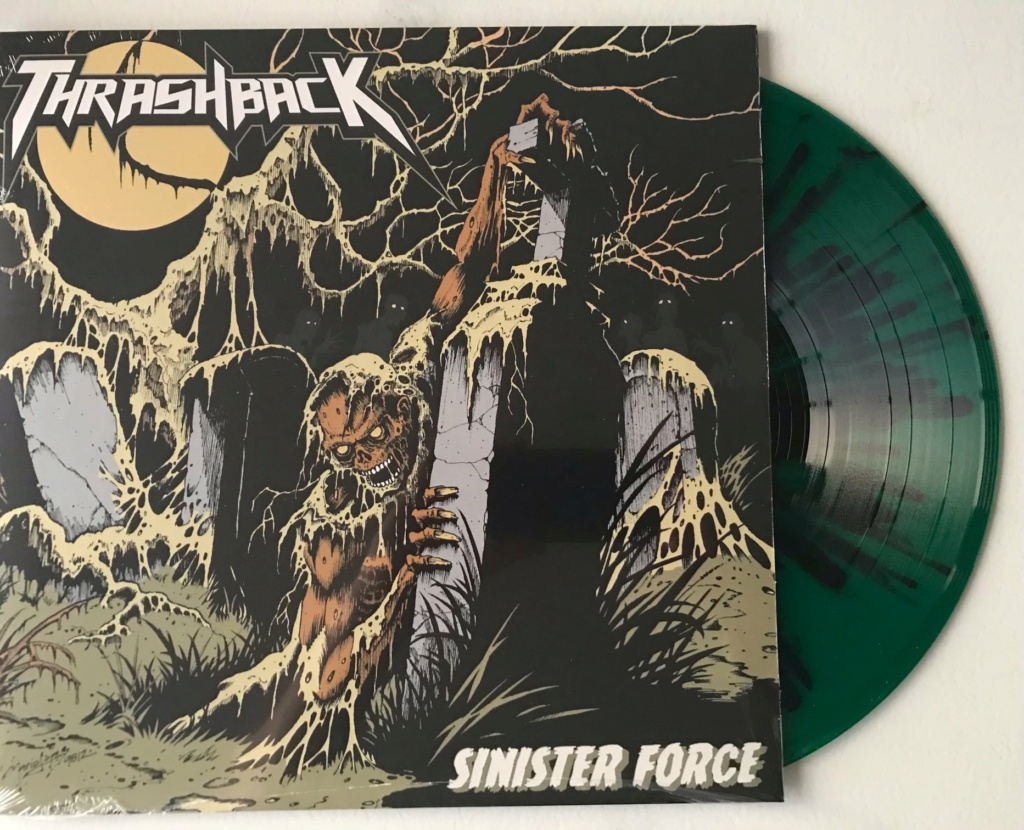 "THRASHBACK "" Sinister Force "" thrash 2018 24250810"