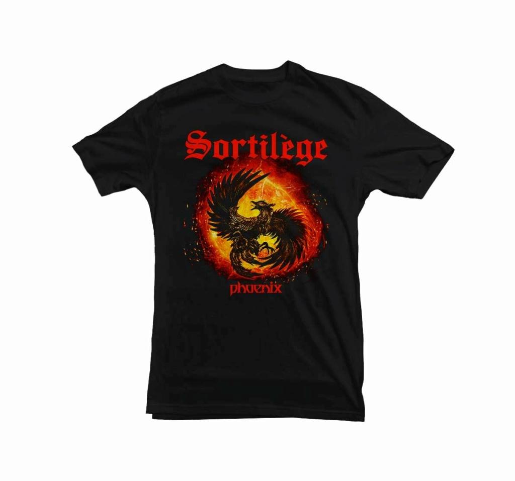 "SORTILEGE - ""phoenix"" aout 2021 24380910"