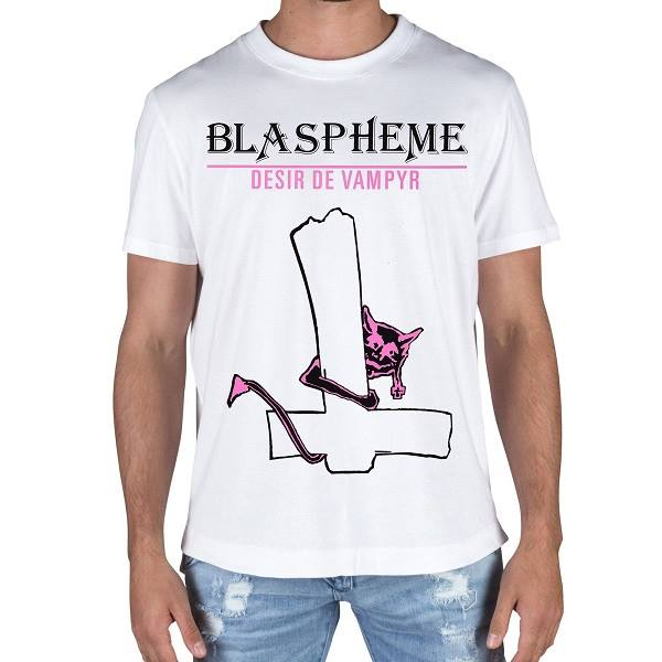 """reédition en cassette BLASPHEME """"désir de vampire"""" Christophe Bailet 31350910"""