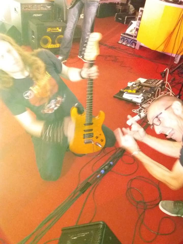 "IRMINSUL ""rock'n'roll shop"" concert charmes 22/06/18 35922310"