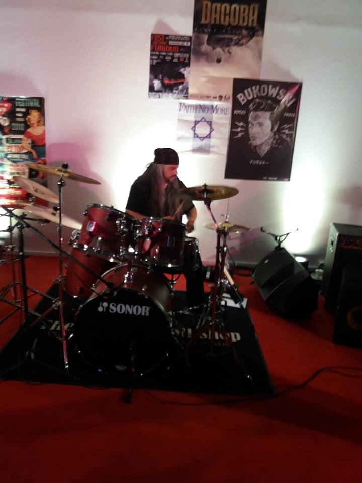 "IRMINSUL ""rock'n'roll shop"" concert charmes 22/06/18 35975210"