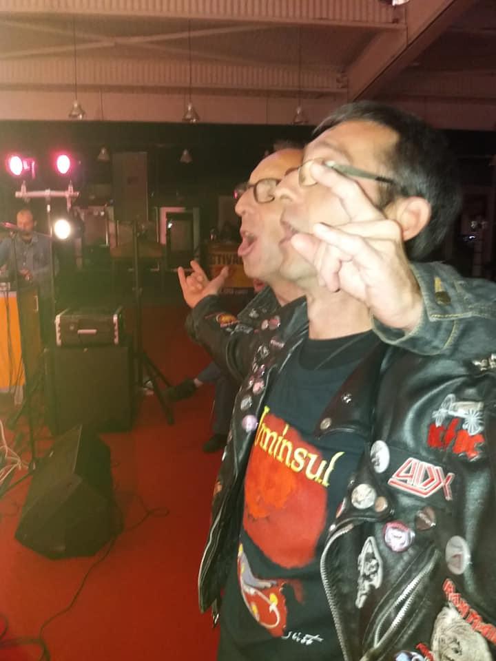 "IRMINSUL ""rock'n'roll shop"" concert charmes 22/06/18 36045411"