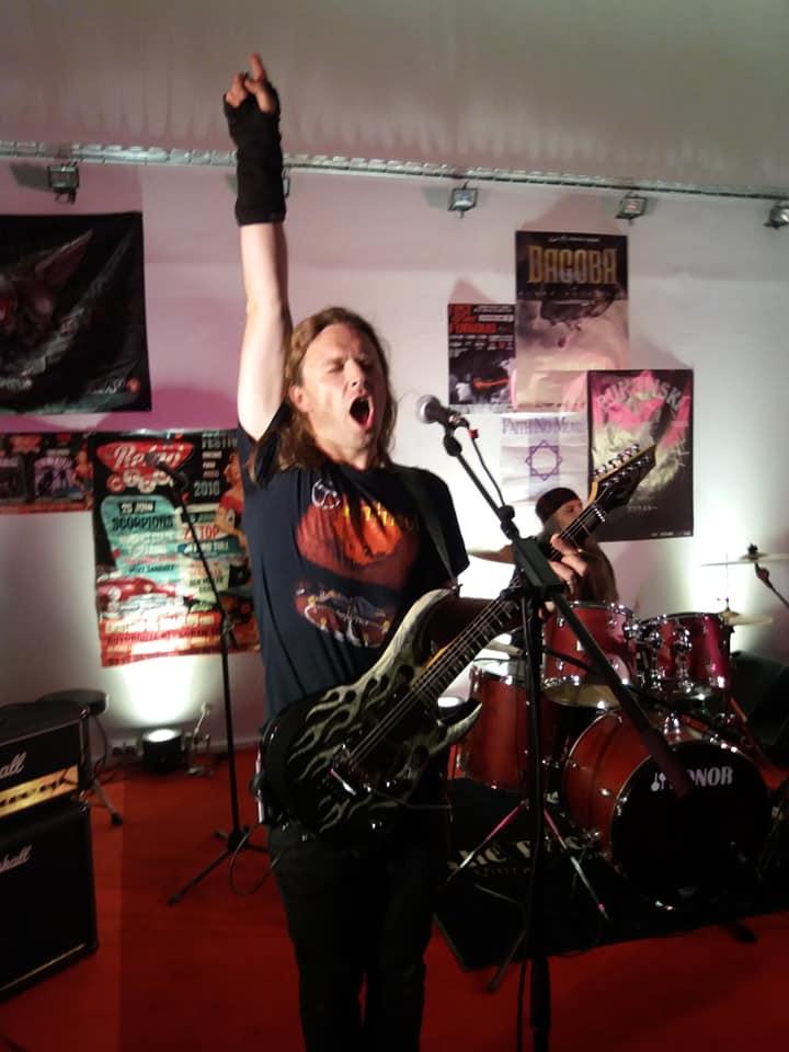 "IRMINSUL ""rock'n'roll shop"" concert charmes 22/06/18 36063910"