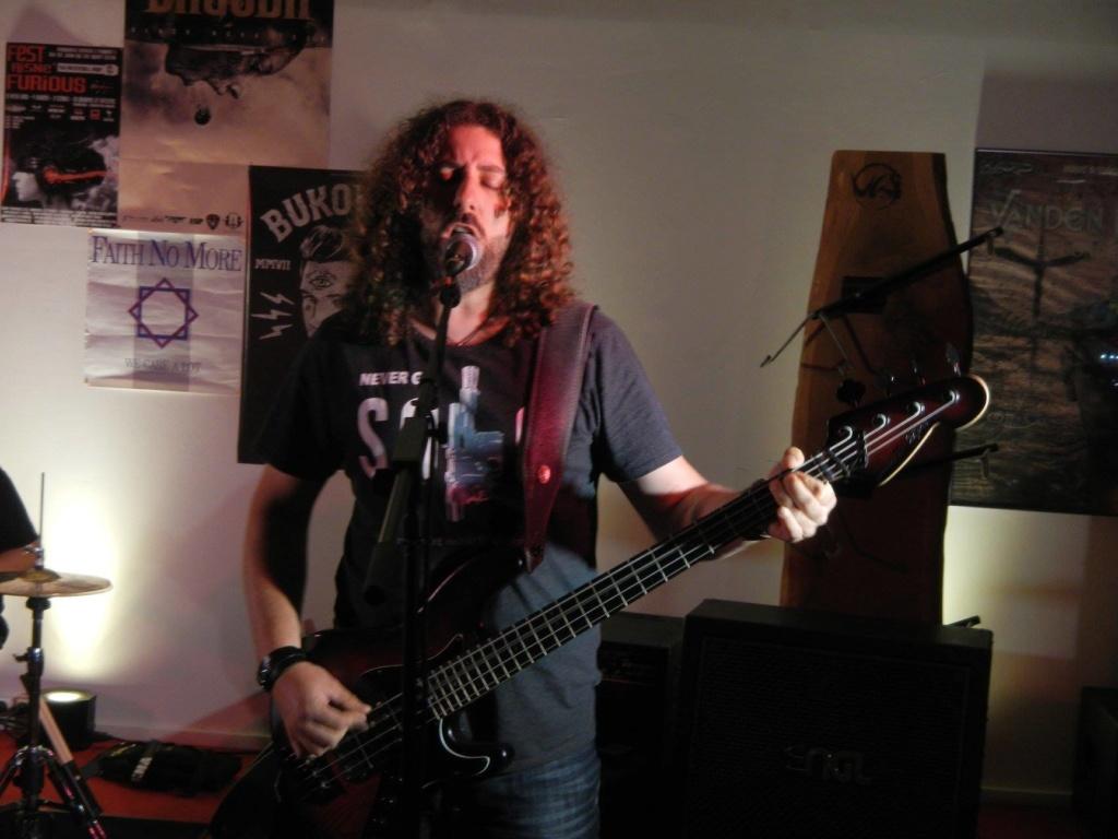 "IRMINSUL ""rock'n'roll shop"" concert charmes 22/06/18 36064010"