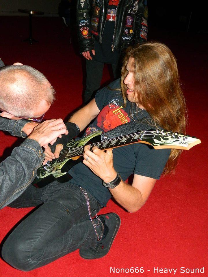 "IRMINSUL ""rock'n'roll shop"" concert charmes 22/06/18 36228110"