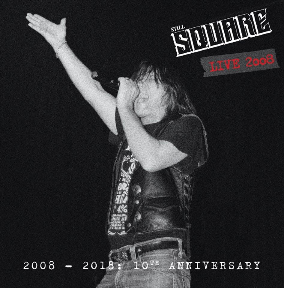 """Still Square """" live 2008 vinyl edition"""" sept 2018 41115010"""