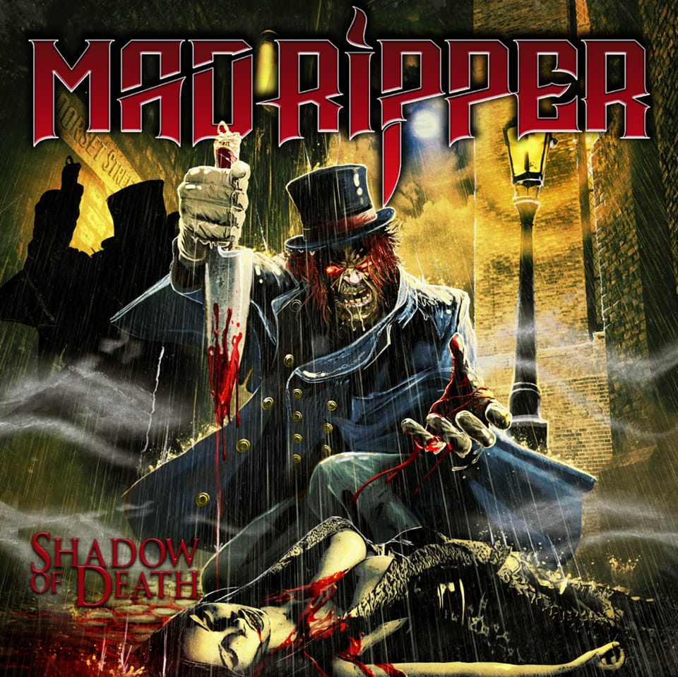 "Mad Ripper ""shadow of death"" heavy métal  2019 41940910"
