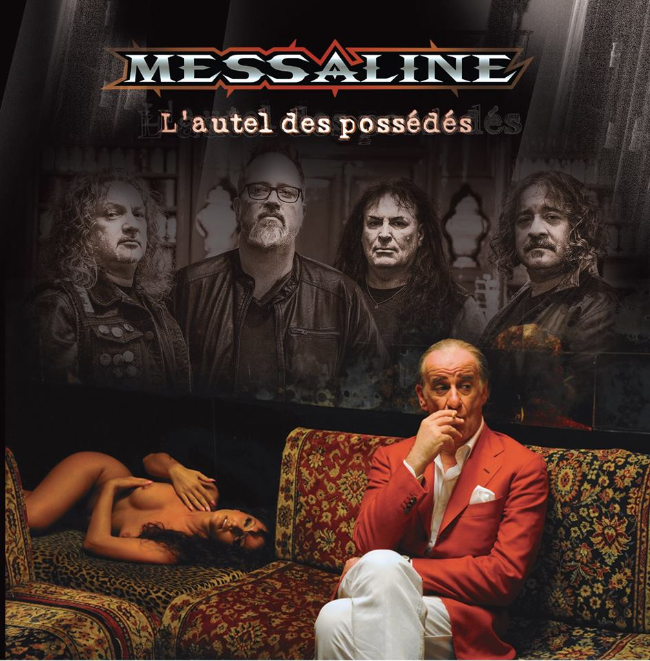 "MESSALINE ""l'autel des possedés""  new album nov 2018 46142910"