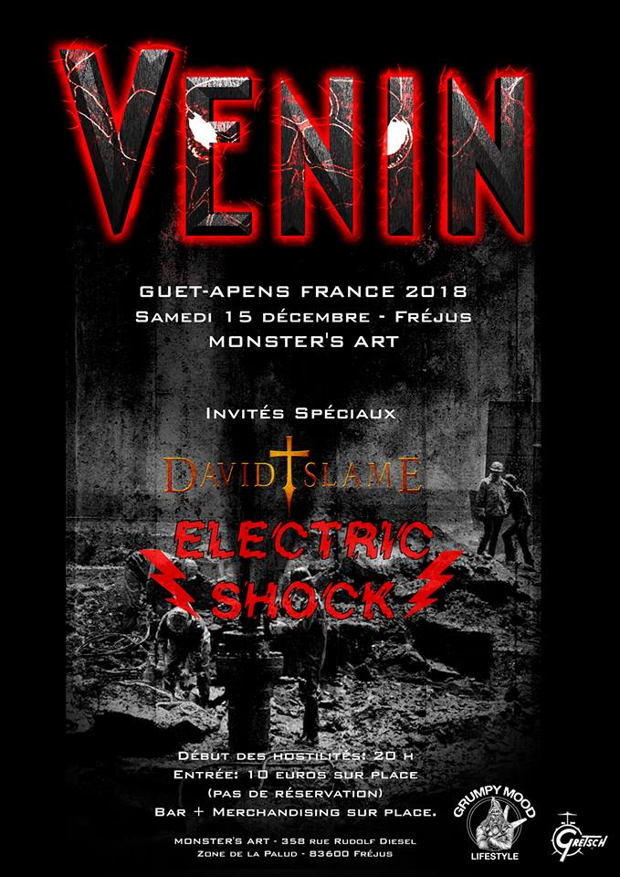 """VENIN nouvel album """"la morsure du temps"""" mars 2018 - Page 3 46514112"""