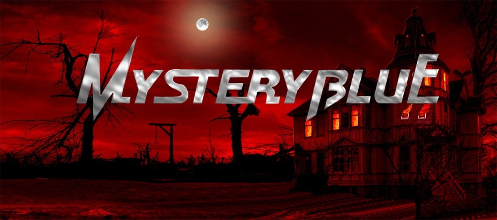 "MYSTERY BLUE ""8red""  (2019) 51593810"