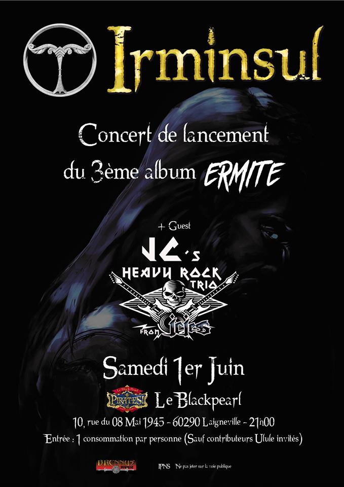 nouvel album IRMINSUL  2019 58800310