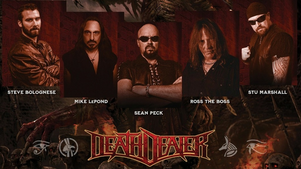 "DEATH DEALER ""conquered lands"" 2020 power metal 5yrdjo10"