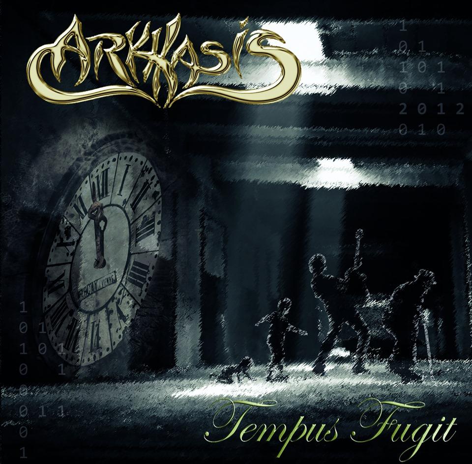 "ARKHASIS ""Tempus Fugit"" 2019 hard rock'n' roll 60575610"