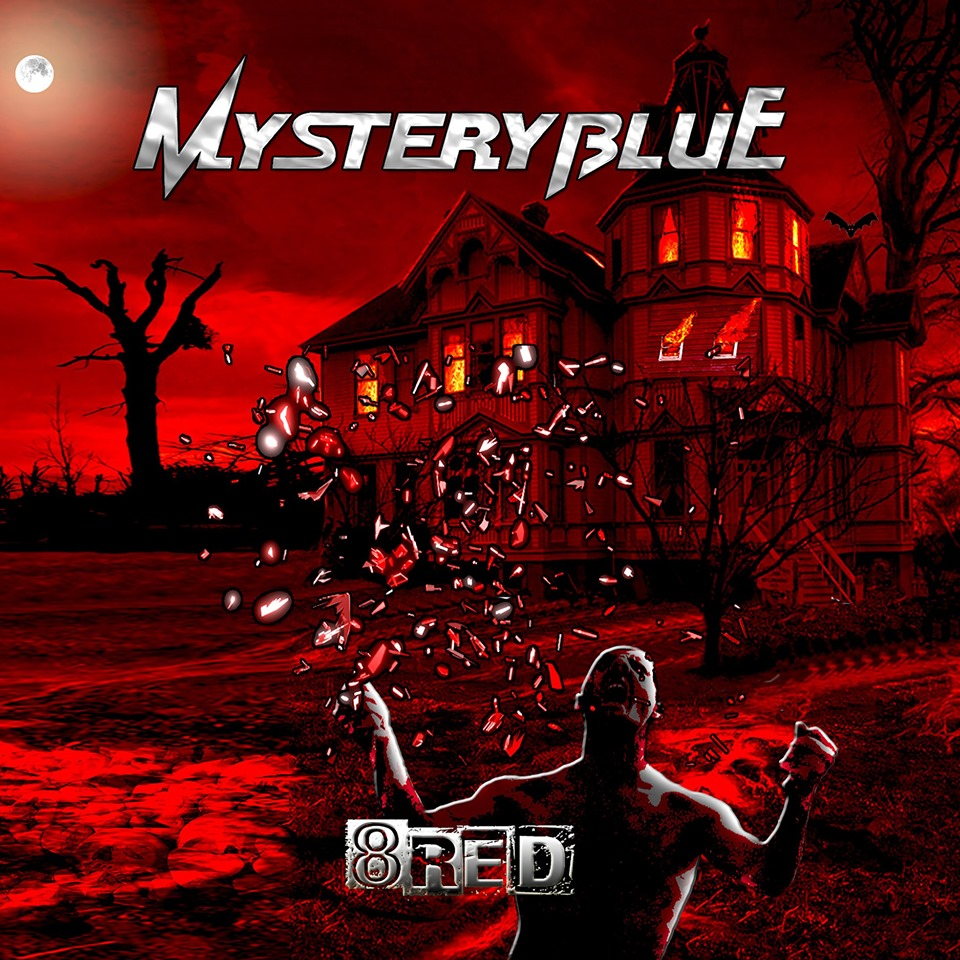 "MYSTERY BLUE ""8red""  (2019) 67079710"
