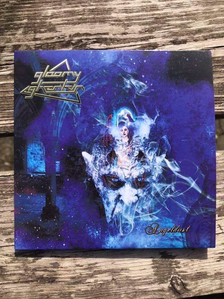 "GLOOMY GHERKIN EP ""angeldust""6 titres hard rock 2019 68376910"