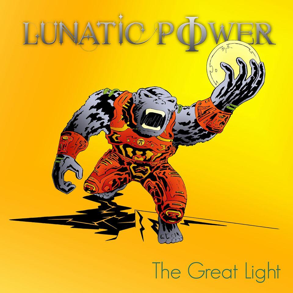 "LUNATIC POWER ""The Great Light "" ...2020 70374910"