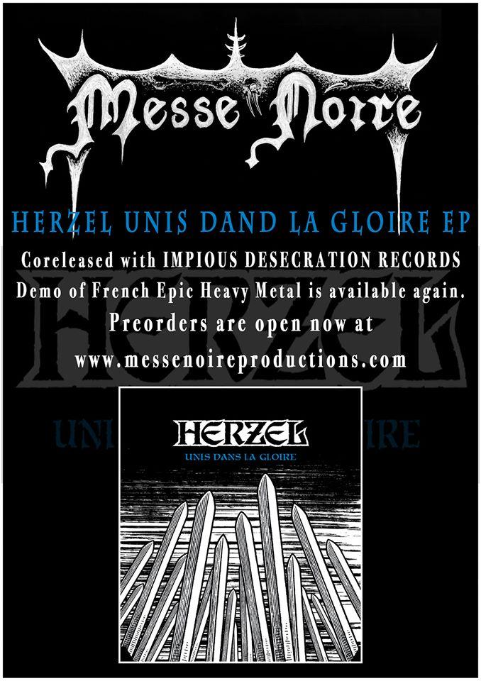 HERZEL Unis dans la gloire (2015) Heavy Metal Quimper 79934910