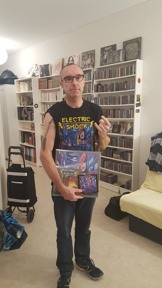 """Electric shock """"trapped in the city"""" rock'n'roll/hard rock 2019 - Page 2 80657110"""