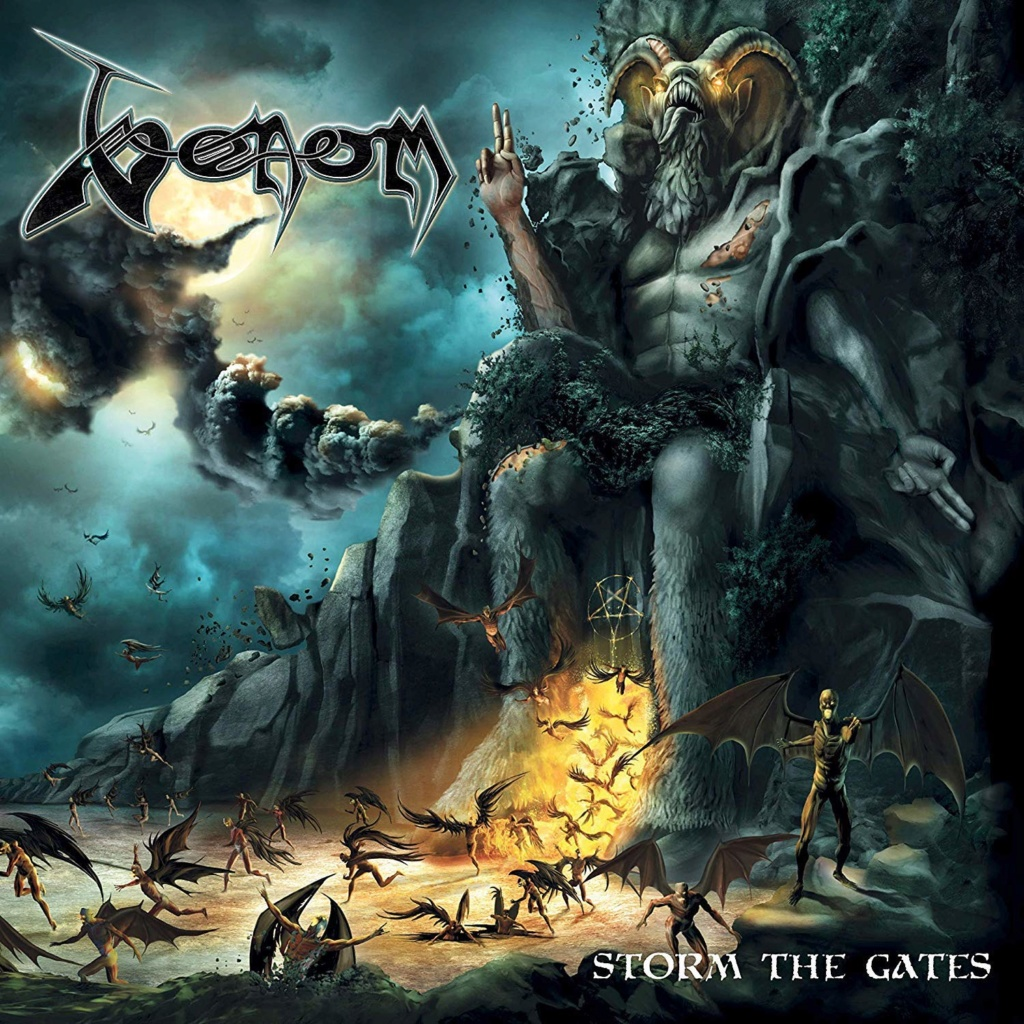 VENOM Storm the Gates (2018) Black Metal (L'enfer) 81y8af10