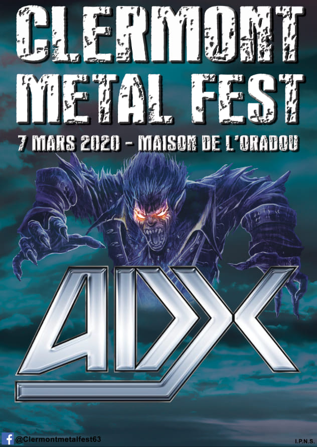 "ADX ""Bestial ""janvier 2020 - Page 2 83547710"