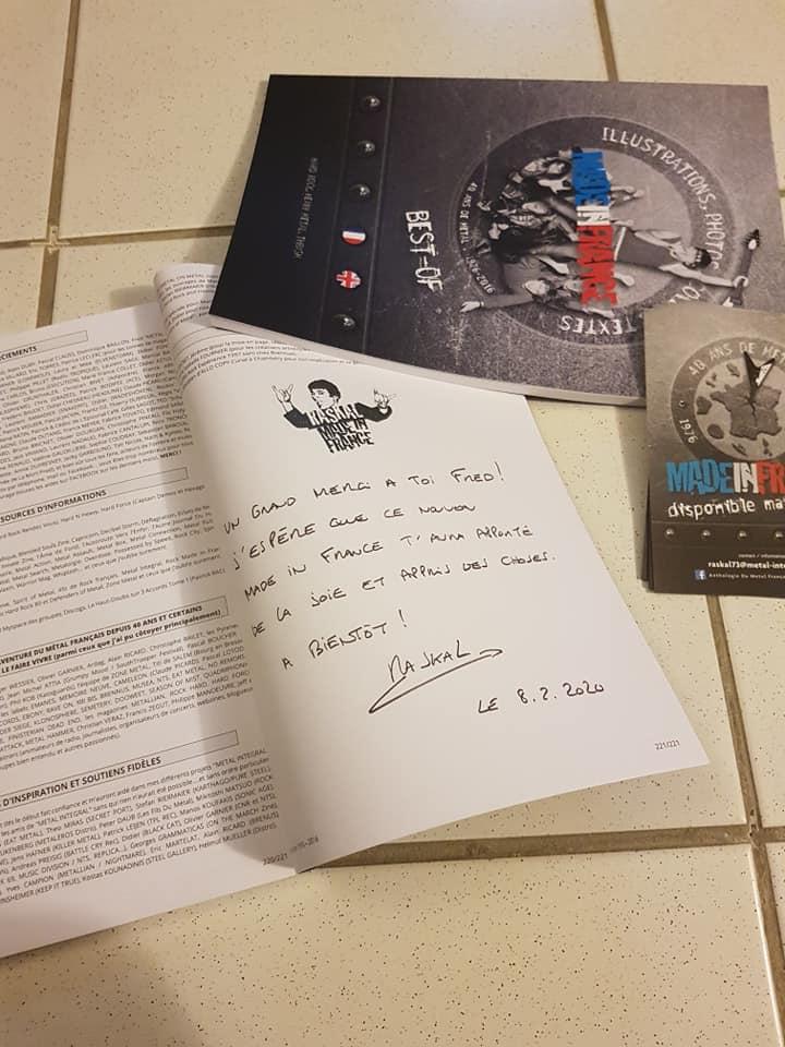 livre anthologie par Pascal Clair Rascal 2020 85238910