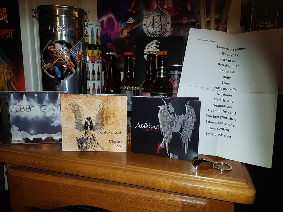 ABBYGAIL  hard rock nord de la france 87147711