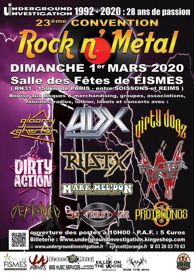 convention fismes 2020 rock n métal 88236410