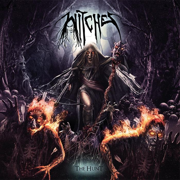 """WITCHES (Thrash) annonce un nouvel album : """"The Fates"""" A2976910"""