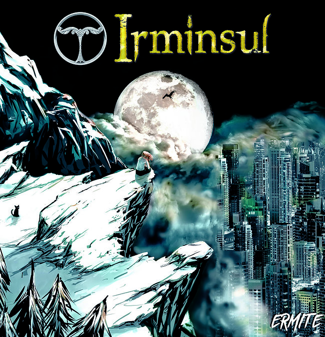 nouvel album IRMINSUL  2019 Cover10