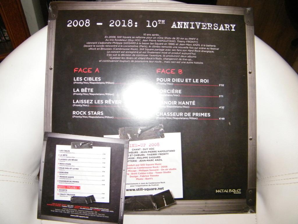 "Still Square "" live 2008 vinyl edition"" sept 2018 Dscf6714"