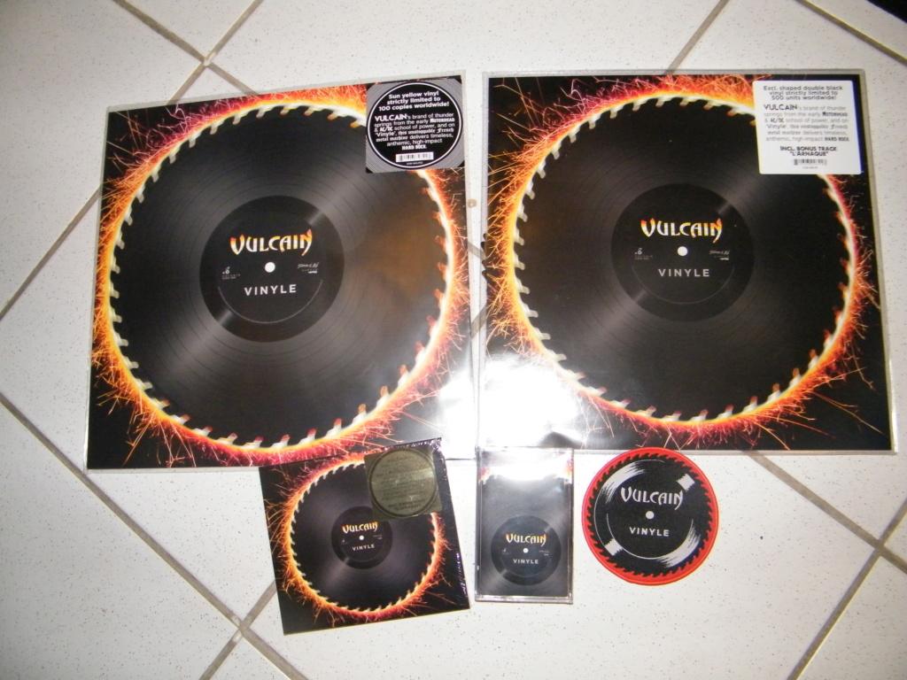 """Vulcain - nouvel album """"Vinyle"""" septembre 2018 Dscf6819"""
