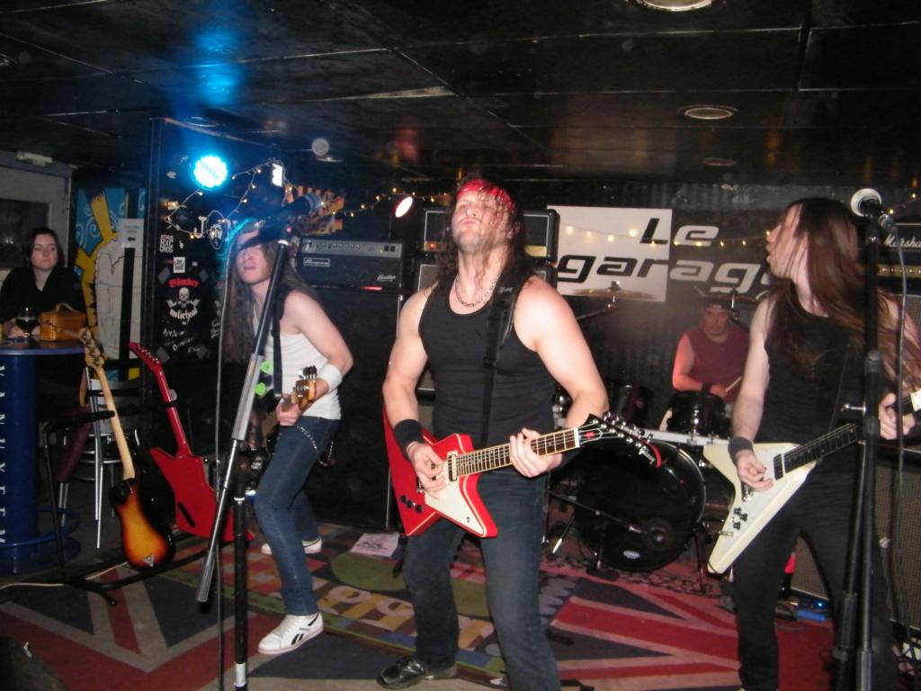 concert report Overdrivers-Gang Cambrai 23/02/19 Dscf7230