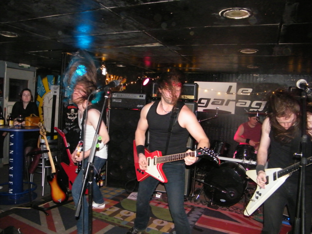 concert report Overdrivers-Gang Cambrai 23/02/19 Dscf7231