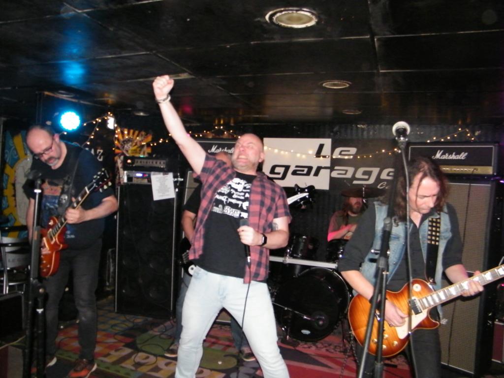concert report Overdrivers-Gang Cambrai 23/02/19 Dscf7315