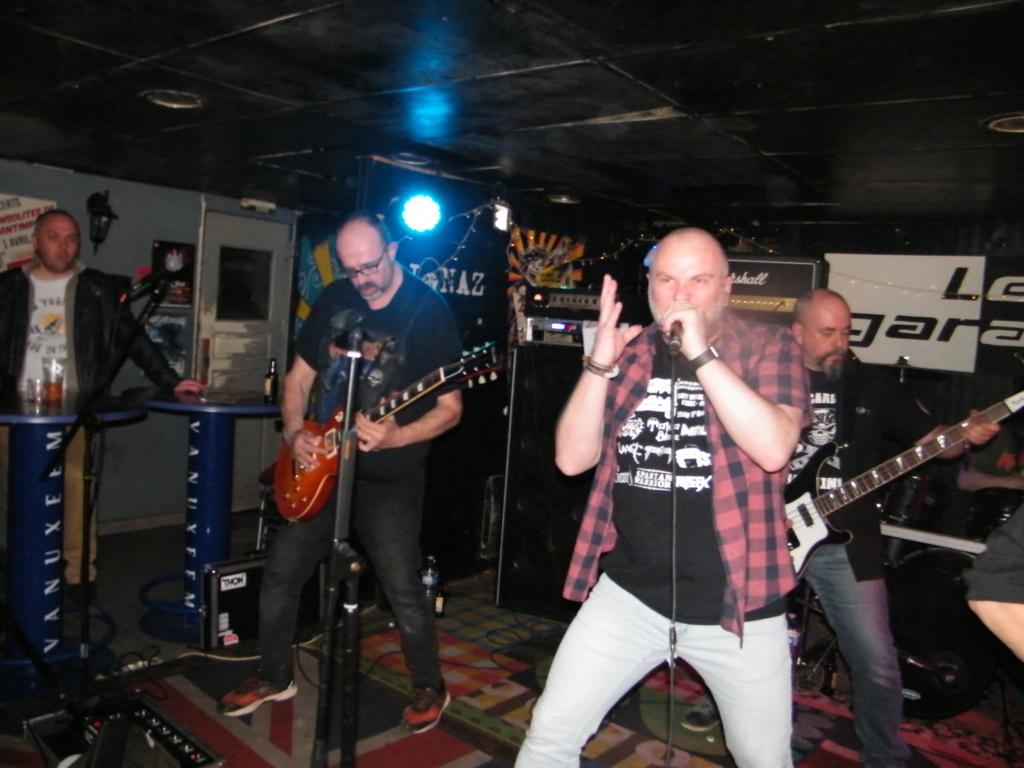 concert report Overdrivers-Gang Cambrai 23/02/19 Dscf7316