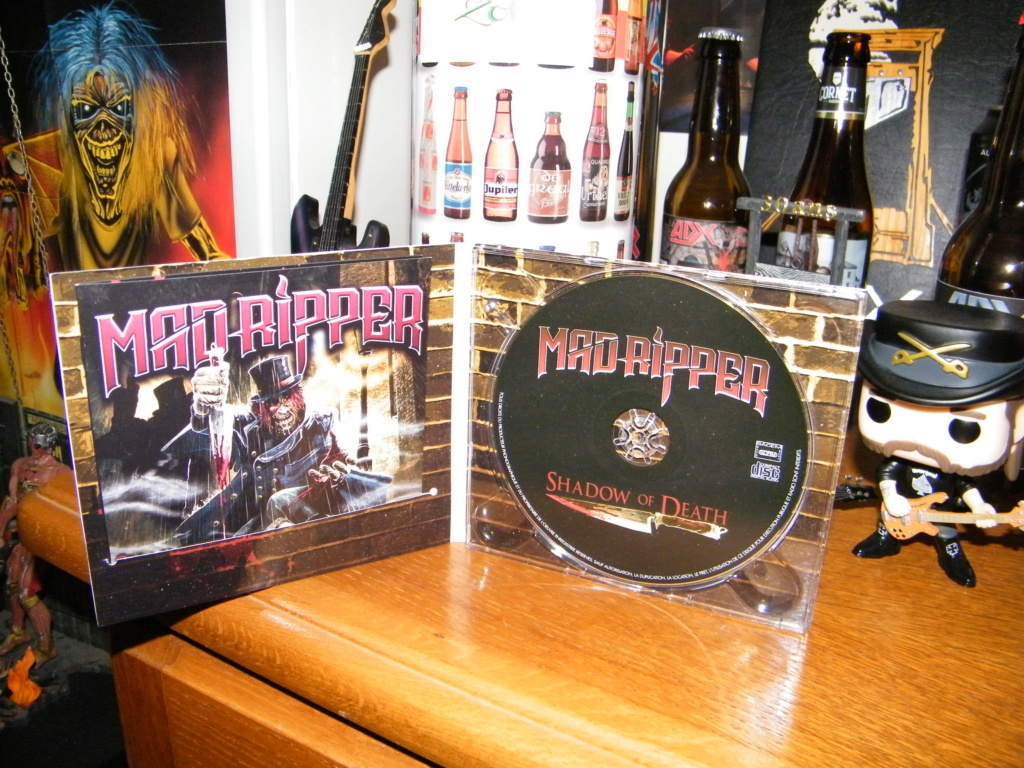 "Mad Ripper ""shadow of death"" heavy métal  2019 Dscf7514"