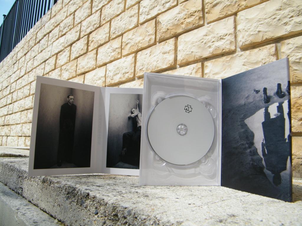 """RAMMSTEIN  """" enregistrement de leur 7éme album en france"""" Dscf7522"""