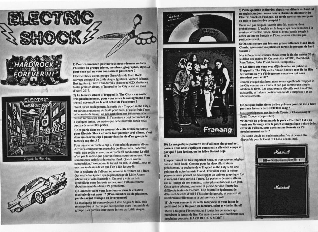 """nouveau mag de lucifer"""" hard rock metal francais""""dispo Img14110"""