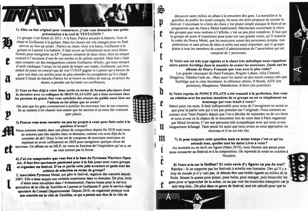"""nouveau mag de lucifer"""" hard rock metal francais""""dispo Img14210"""