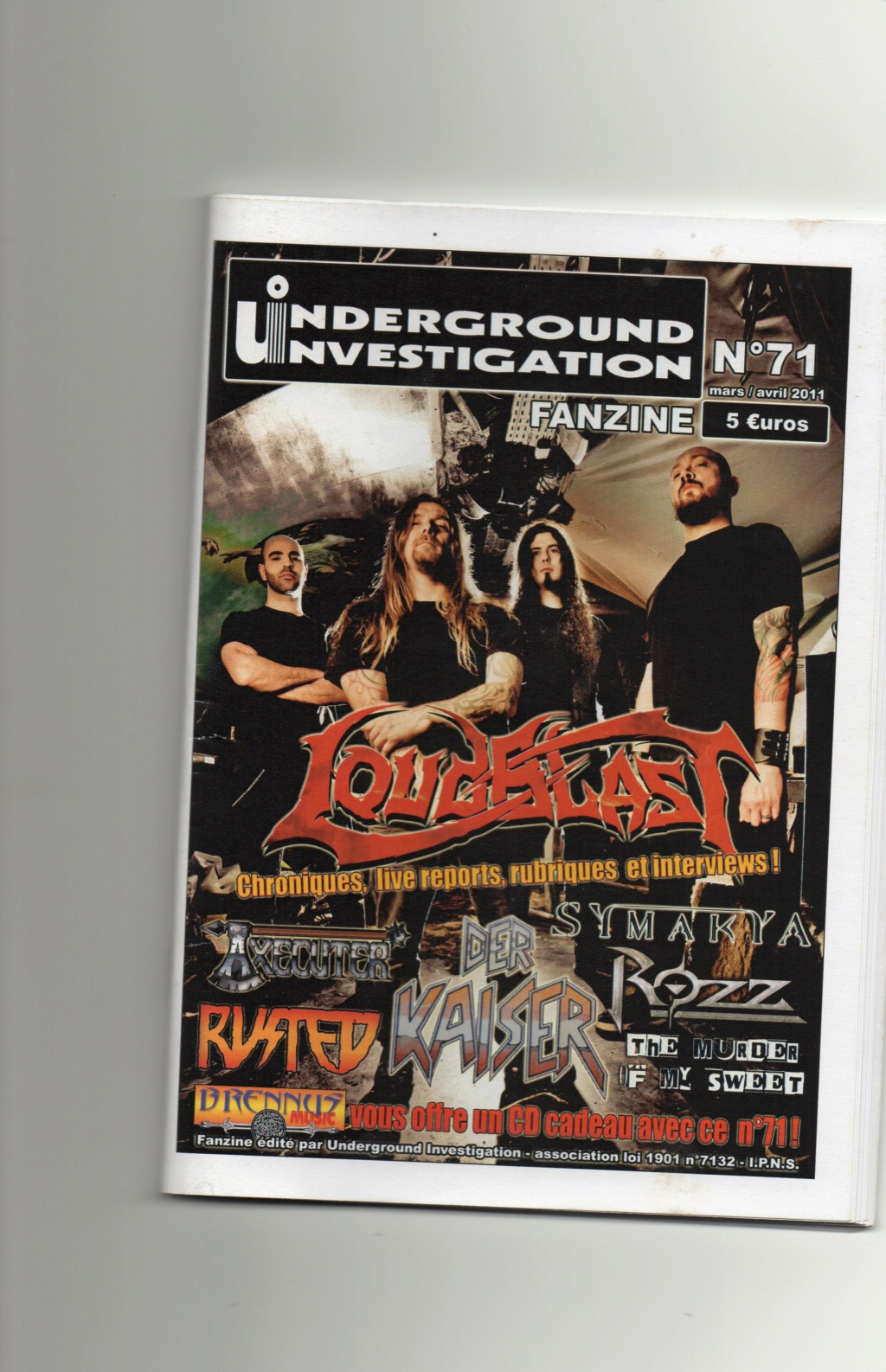 Archive ROZZ 2011 dans mag underground investigation n 71 Img24610