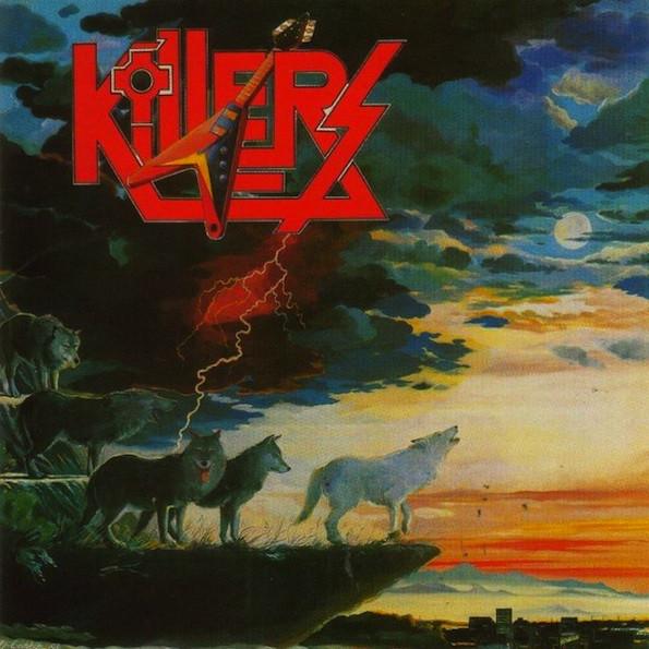 WOLF Edge Of The World (1982) NWOBHM / Heavy Metal R-329110