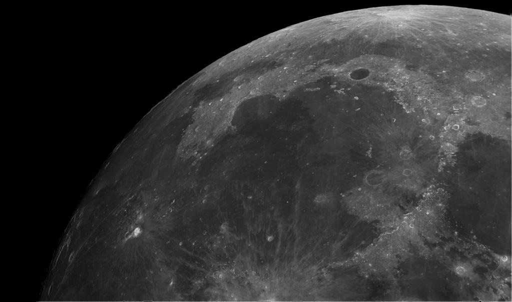 vues lunaires des détails de la panoramique 01060510