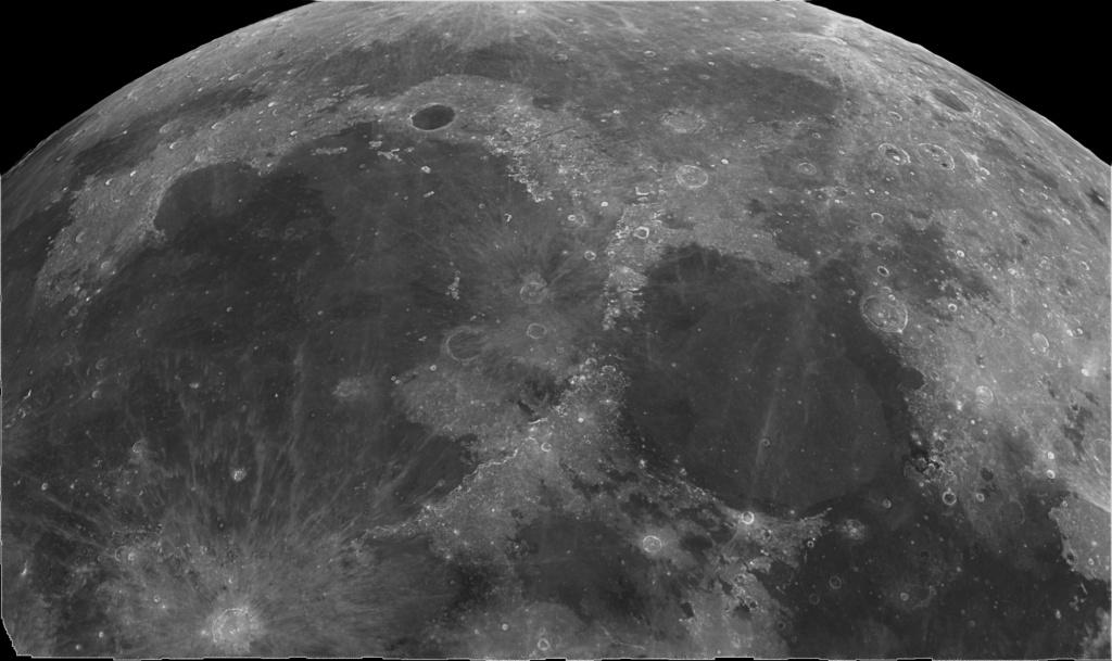 vues lunaires des détails de la panoramique 01100010