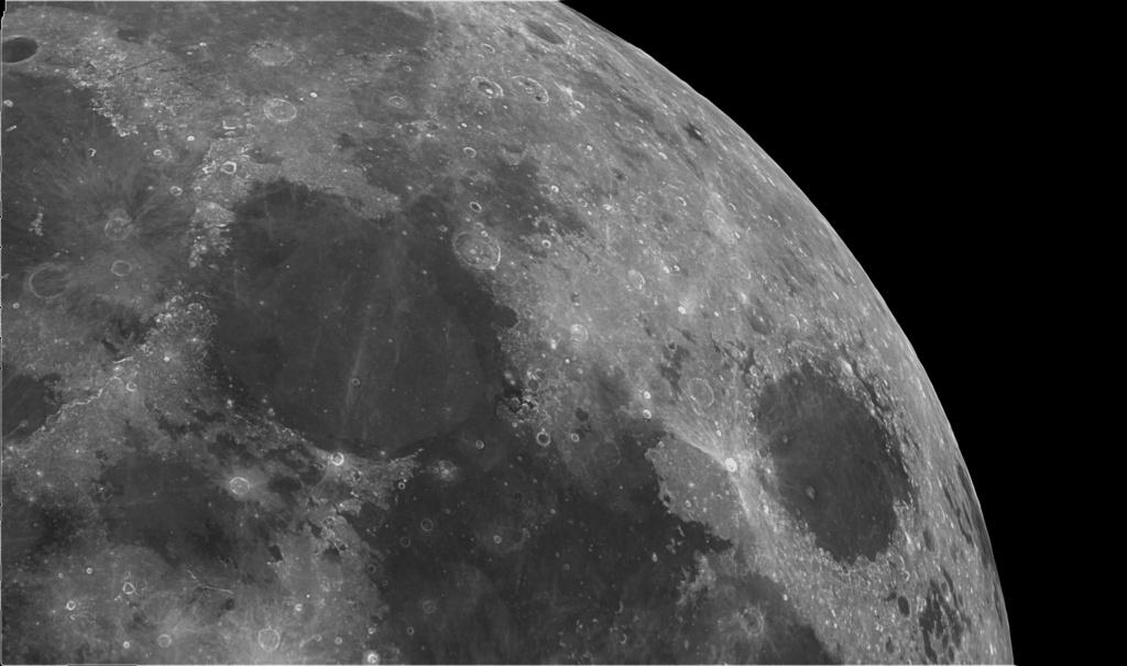 vues lunaires des détails de la panoramique 01135110